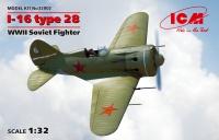 Polikarpow I-16 Type 28 - 1:32