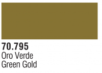 Model Color Metallics 70795 - Grüngold / Green Gold - 35ml