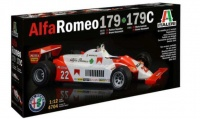 Alfa Romeo 179 / 179C - 1/12