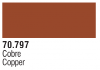 Model Color Metallics 70797 - Kupfer / Copper - 35ml