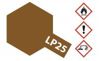 Tamiya LP-25 JGDSF Braun Matt / Brown (JGSDF) - 10ml