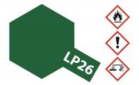 Tamiya LP-26 JGSDF Dunkelgrün Matt / Dark Green (JGSDF) - 10ml