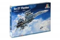Su-27 Flanker - 1:72