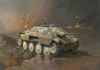 Jagdpanzer 38(t) Hetzer - 1/56