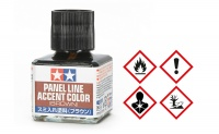 Panel Line Accent Color - Brown - 40ml