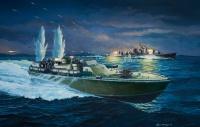 Patrol Torpedo Boat PT-109 - 1/72