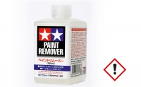 Tamiya Paint Remover - 250ml