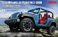 Jeep Wrangler Rubicon 2-Door - 10th Anniversary Edition - 1:24