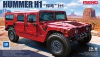 Hummer H1 - 1:24