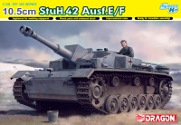 10,5cm StuH. 42 Ausf. E/F - Smart Kit - 1:35
