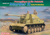 Marder II - Early Production - Sd.Kfz. 131 - 1:35