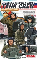 Russian Armed Forces Tank Crew - 5 Figuren - 1:35