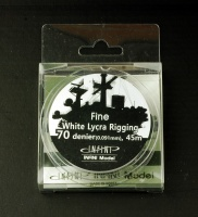 White Ship Rigging - Fine - 0,091mm - 1/350 - 45m