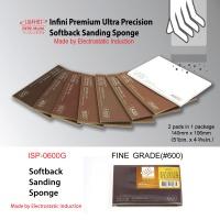 Softback Sanding Sponge - Fine #600 - 140mm x 106mm - 2 pcs.