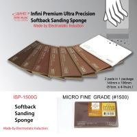 Softback Sanding Sponge - Micro Fine #1500 - 140mm x 106mm - 2 pcs.