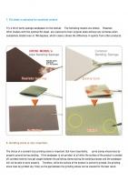 Softback Sanding Sponge Box - Ultra Fine #1000 - 140mm x 106mm - 20 pcs.