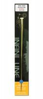 Fine Brass Wire - 0,2mm x 265mm - 18 pcs.