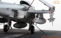 US Navy - Tie Down Device Set B für F/A-18 - EA-6B (A-6) - E-2C - S-3 - SH-60 - 1:48