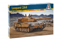 Leopard 2A4 - 1:35