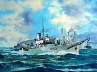 HMS Buttercup - Flower Class Corvette - 1:144