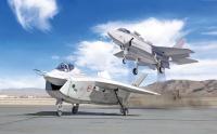 X-32A und X-35B - Joint Strike Fighter program - 1:72