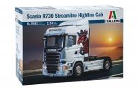 Scania R730 Streamline Highline Cab - 1:24