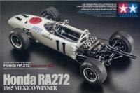 Honda RA272 - Siegerwagen Grand Prix Mexiko 1965 - 1:20