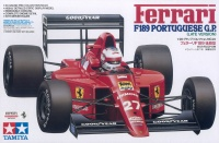 Ferrari F189 G.P. Portugal 1989 (Späte Version) - 1:20
