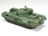 Churchill Mk. VII - Crocodile - British Tank - 1:48