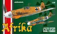 Afrika - Dual Combo - Bf 109 F-4 & Bf 109 G-2 - Limited Edition - 1:48