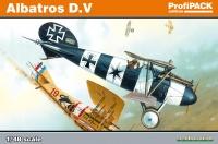 Albatros D.V - Profipack - 1/48