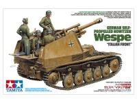 Wespe - German Self-Propelled Howitzer - Italian Front - 1/35