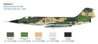 Lockheed F-104 G/S Starfighter - Upgraded Edition - RF Version - 1:32
