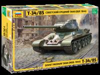 T-34/85 - Soviet Medium Tank - Model 1944 - 1:35