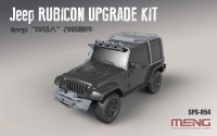 Jeep Wrangler Rubicon Detail Set - 1:24