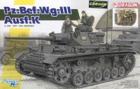 Panzerbefehlswagen III Ausf. K / Pz.Bef.Wg. III Ausf. K - 1:35