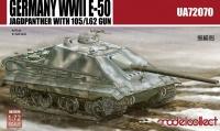 E-50 Jagdpanzer mit 128mm L/55 Geschütz - 1:72