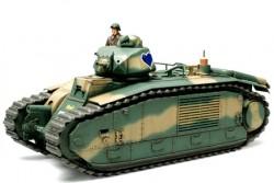 Französischer Kampfpanzer Char B1 bis - 1:35