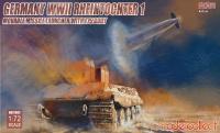 Rheintochter 1 - Mobile Raketen-Startrampe auf E-75 Chassis - 1:72