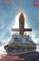 V1 - Mobile Raketen-Startrampe auf E-75 Chassis - 1:72