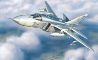 Su-24MR - Russisches Aufklärungsflugzeug - 1:72