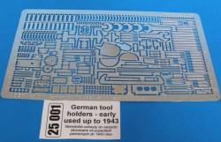 ABER Deutsche Werkzeughalter (früh) - bis Anfang 1943, 1:25