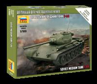 T-44 - Soviet Medium Tank - 1/100