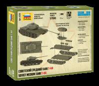 T-44 - Sowjetischer mittlerer Panzer - 1:100