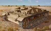 Sturmgeschütz III Ausf. D mit Tropenfilter - 1:35