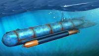 Molch - Kleinst U-Boot - 1:35