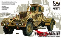 Husky Mk III Vehicle Mounted Mine Detector (VMMD) / Minensuchgerät - 1:35