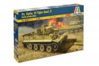 Panzerkampfwagen Tiger I Ausf. E - frühe Produktion - 1:35