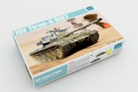 Israelischer Kampfpanzer Tiran-6 MBT - 1:35
