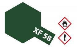 Tamiya XF58 - Olive Green - Flat